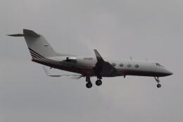 banshee02さんが、成田国際空港で撮影したスターウッド・マネジメント G-1159A Gulfstream IIIの航空フォト(飛行機 写真・画像)