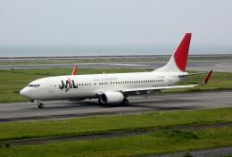 動物村猫君さんが、大分空港で撮影したJALエクスプレス 737-846の航空フォト(飛行機 写真・画像)