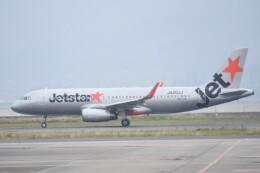 M.Tさんが、関西国際空港で撮影したジェットスター・ジャパン A320-232の航空フォト(飛行機 写真・画像)