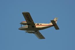 tsubameさんが、熊本空港で撮影した日本個人所有 PA-34-200T Seneca IIの航空フォト(飛行機 写真・画像)
