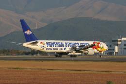 tsubameさんが、熊本空港で撮影した全日空 767-381の航空フォト(飛行機 写真・画像)