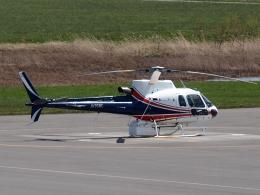 FT51ANさんが、札幌飛行場で撮影したノエビア AS350B3 Ecureuilの航空フォト(飛行機 写真・画像)