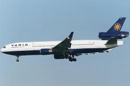 banshee02さんが、成田国際空港で撮影したヴァリグ MD-11の航空フォト(飛行機 写真・画像)