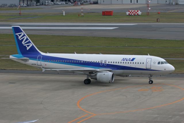 福岡空港 - Fukuoka Airport [FUK/RJFF]で撮影された福岡空港 - Fukuoka Airport [FUK/RJFF]の航空機写真(フォト・画像)