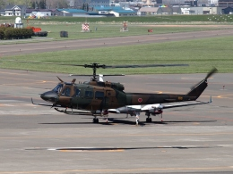 FT51ANさんが、札幌飛行場で撮影した陸上自衛隊 UH-1Jの航空フォト(飛行機 写真・画像)
