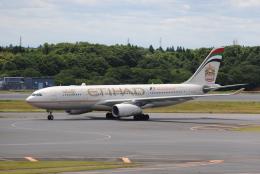LEGACY-747さんが、成田国際空港で撮影したエティハド航空 A330-243の航空フォト(飛行機 写真・画像)