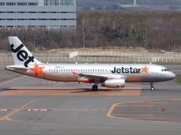 FT51ANさんが、新千歳空港で撮影したジェットスター・ジャパン A320-232の航空フォト(飛行機 写真・画像)