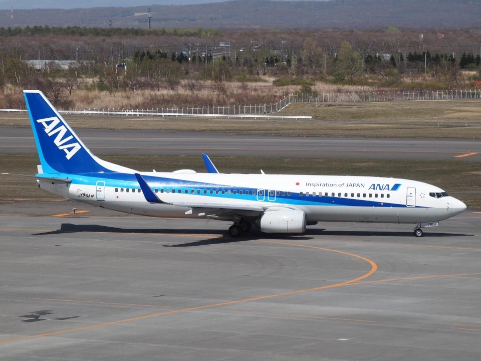 FT51ANさんの全日空 Boeing 737-800 (JA79AN) 航空フォト