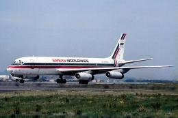 banshee02さんが、横田基地で撮影したエメリー・ワールドワイド DC-8-62AFの航空フォト(飛行機 写真・画像)