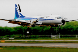 K.Sさんが、札幌飛行場で撮影したエアーニッポン YS-11A-200の航空フォト(飛行機 写真・画像)