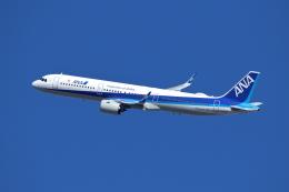 kaz787さんが、伊丹空港で撮影した全日空 A321-272Nの航空フォト(飛行機 写真・画像)