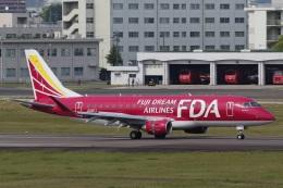 camelliaさんが、名古屋飛行場で撮影したフジドリームエアラインズ ERJ-170-200 (ERJ-175STD)の航空フォト(飛行機 写真・画像)