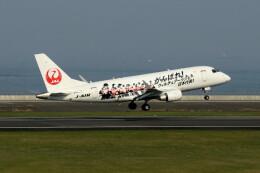 動物村猫君さんが、大分空港で撮影したジェイエア ERJ-170-100 (ERJ-170STD)の航空フォト(飛行機 写真・画像)