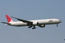NIKEさんが、ロンドン・ヒースロー空港で撮影した日本航空 777-346/ERの航空フォト(飛行機 写真・画像)