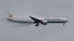 うみBOSEさんが、新千歳空港で撮影した日本航空 777-346の航空フォト(飛行機 写真・画像)