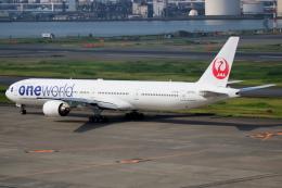 ▲®さんが、羽田空港で撮影した日本航空 777-346の航空フォト(飛行機 写真・画像)