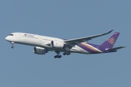木人さんが、成田国際空港で撮影したタイ国際航空 A350-941の航空フォト(飛行機 写真・画像)