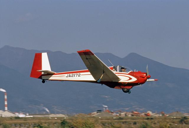 富士川滑空場 - Fujikawa Glider Fieldで撮影された富士川滑空場 - Fujikawa Glider Fieldの航空機写真(フォト・画像)