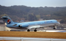 LEVEL789さんが、岡山空港で撮影した大韓航空 100の航空フォト(飛行機 写真・画像)