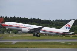 PIRORINGさんが、成田国際空港で撮影した中国貨運航空 777-F6Nの航空フォト(飛行機 写真・画像)