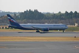 tsubameさんが、成田国際空港で撮影したアエロフロート・ロシア航空 767-3T7/ERの航空フォト(飛行機 写真・画像)