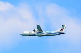 Hiro Satoさんが、プーケット国際空港で撮影したバンコクエアウェイズ ATR-72-600の航空フォト(飛行機 写真・画像)