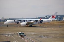 ふくそうじさんが、羽田空港で撮影した日本航空 A350-941の航空フォト(飛行機 写真・画像)