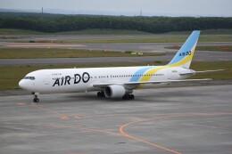 kumagorouさんが、新千歳空港で撮影したAIR DO 767-381/ERの航空フォト(飛行機 写真・画像)