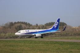 Tomochanさんが、函館空港で撮影した全日空 737-781の航空フォト(飛行機 写真・画像)