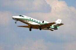 まいけるさんが、ファンボロー空港で撮影したロンドン・エグゼクティブ・エイビエーション 560XL Citation Excel/XLS/XLS+の航空フォト(飛行機 写真・画像)