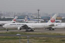 サリーちゃんのパパさんが、羽田空港で撮影した日本航空 777-289の航空フォト(飛行機 写真・画像)