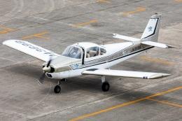 T spotterさんが、名古屋飛行場で撮影した日本個人所有 FA-200-180 Aero Subaruの航空フォト(飛行機 写真・画像)