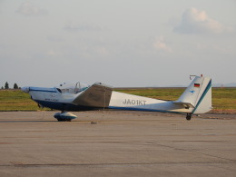 musaeru25cさんが、能登空港で撮影した日本個人所有 SF-25C Falkeの航空フォト(飛行機 写真・画像)