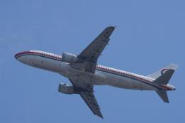 神宮寺ももさんが、関西国際空港で撮影した中国東方航空 A320-214の航空フォト(飛行機 写真・画像)