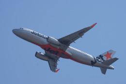 神宮寺ももさんが、関西国際空港で撮影したジェットスター・ジャパン A320-232の航空フォト(飛行機 写真・画像)