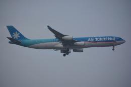 SKY☆101さんが、成田国際空港で撮影したエア・タヒチ・ヌイ A340-313Xの航空フォト(飛行機 写真・画像)