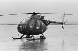 チャーリーマイクさんが、小松空港で撮影した陸上自衛隊 OH-6Jの航空フォト(飛行機 写真・画像)