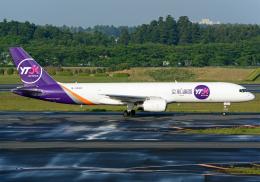 NINEJETSさんが、成田国際空港で撮影したYTOカーゴ・エアラインズ 757-28S(PCF)の航空フォト(飛行機 写真・画像)
