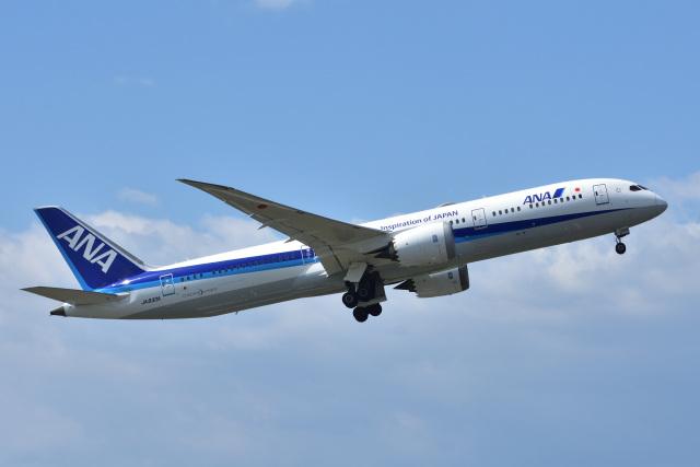航空フォト:JA830A 全日空 787-9