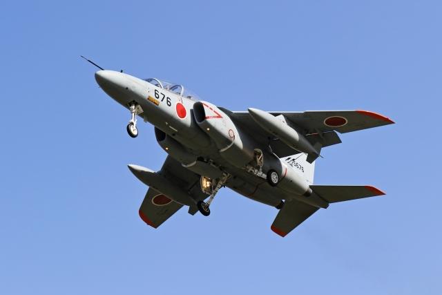 anyongさんが、福岡空港で撮影した航空自衛隊 T-4の航空フォト(飛行機 写真・画像)