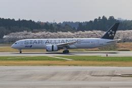 anyongさんが、成田国際空港で撮影した全日空 787-9の航空フォト(飛行機 写真・画像)