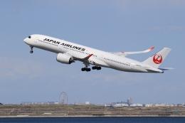 anyongさんが、羽田空港で撮影した日本航空 A350-941の航空フォト(飛行機 写真・画像)