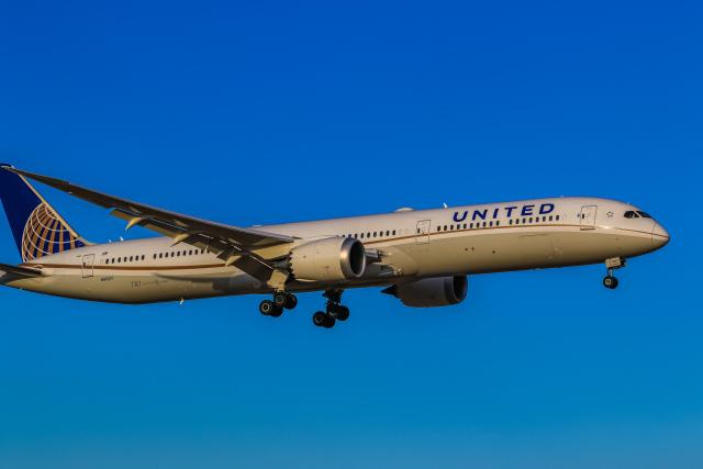 rokko2000さんが、成田国際空港で撮影したユナイテッド航空 787-10の航空フォト(飛行機 写真・画像)