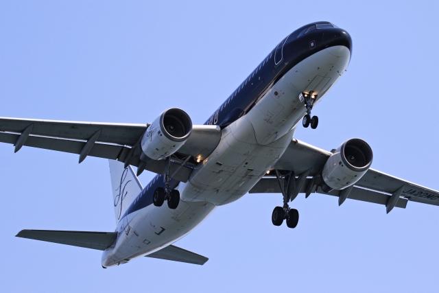 anyongさんが、羽田空港で撮影したスターフライヤー A320-214の航空フォト(飛行機 写真・画像)