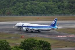 ヒロジーさんが、広島空港で撮影した全日空 A321-272Nの航空フォト(飛行機 写真・画像)