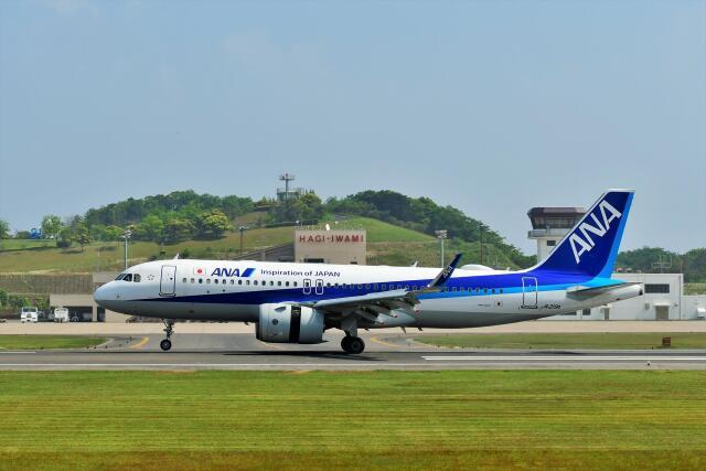 航空フォト:JA219A 全日空