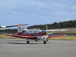 musaeru25cさんが、能登空港で撮影した航空自衛隊 T-3の航空フォト(飛行機 写真・画像)