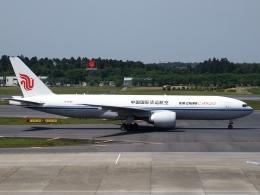 FT51ANさんが、成田国際空港で撮影した中国国際貨運航空 777-FFTの航空フォト(飛行機 写真・画像)