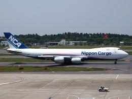 FT51ANさんが、成田国際空港で撮影した日本貨物航空 747-8KZF/SCDの航空フォト(飛行機 写真・画像)