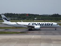 FT51ANさんが、成田国際空港で撮影したフィンエアー A350-941の航空フォト(飛行機 写真・画像)